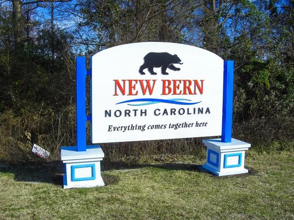 New Berne North Carolina