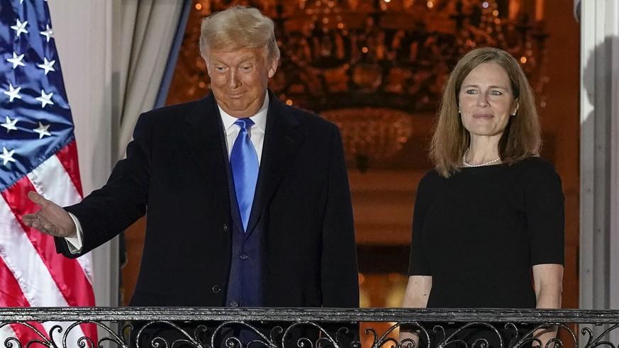 Trumps vielleicht letzter Triumph