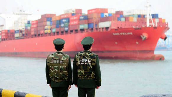 US-Handelsdefizit mit China wächst im ersten Quartal um 19 Prozent