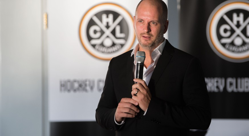 HC Lugano: Das sagt Eismeister Zaugg zum Abgang von Ryan Spooner