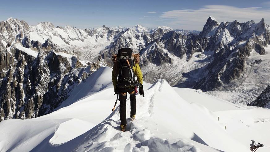 Wie ein britischer Alpinist von einem Walliser Dorf aus 164 Millionen Dollar ergaunerte