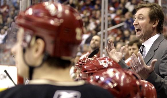 Gretzky als Kanada-Coach am Spengler Cup? «Wir diskutieren darüber»