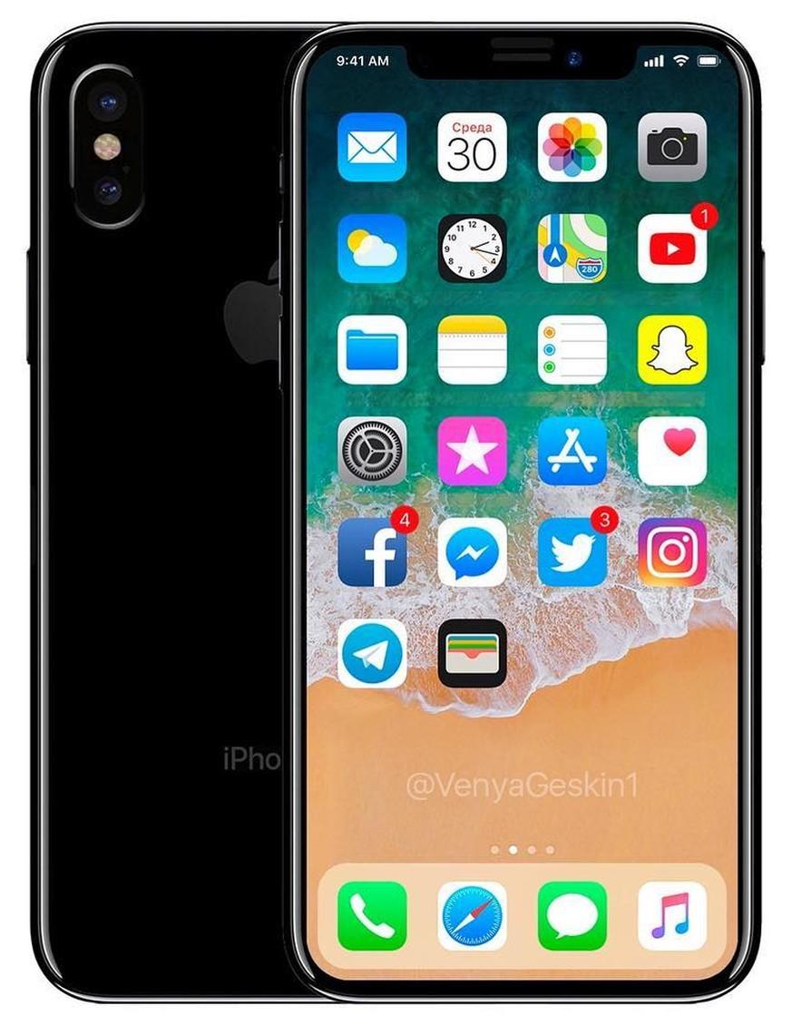 so viel kostet das iphone x laut einem insider watson. Black Bedroom Furniture Sets. Home Design Ideas