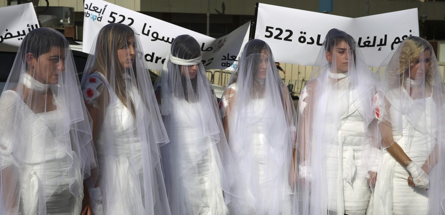 Frauen im libanon