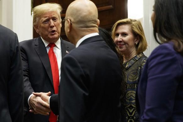 Melania Trump fordert Entlassung von Regierungsmitarbeiterin