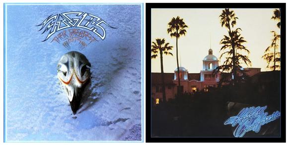Verkaufszahlen: Eagles verdrängen Michael Jackson