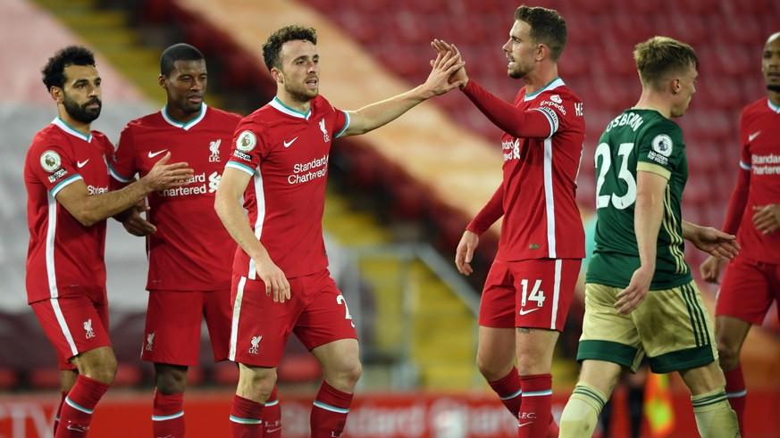 Liverpool schlägt Sheffield knapp – West Hams Michail Antonio mit Traumtor gegen ManCity