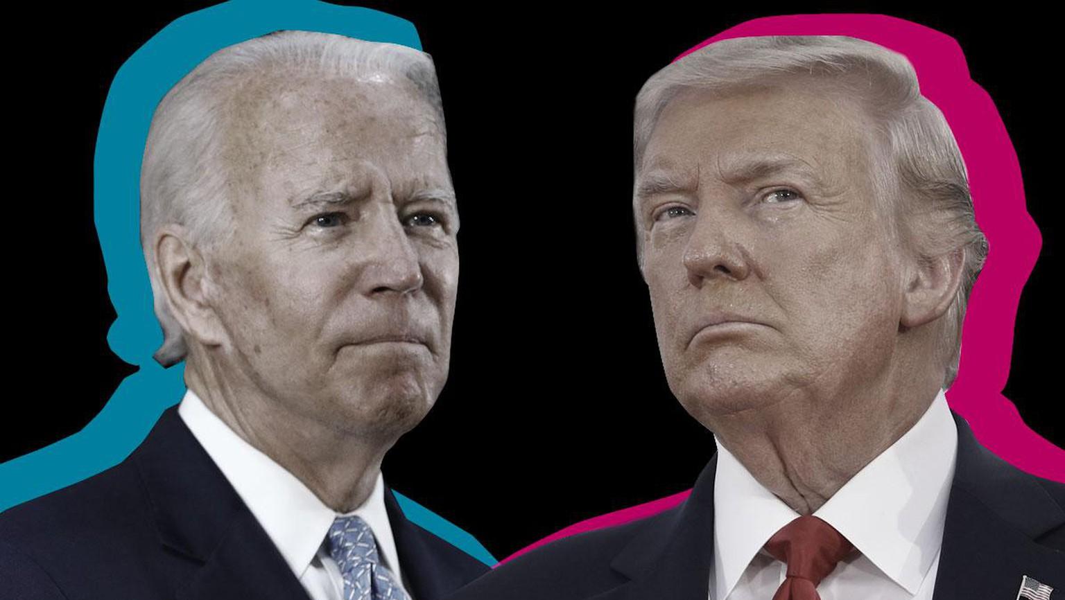 Us Wahlkampf Wer Liegt Vorne